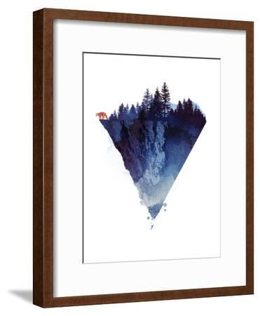 Near Tothe Edge-Robert Farkas-Framed Giclee Print