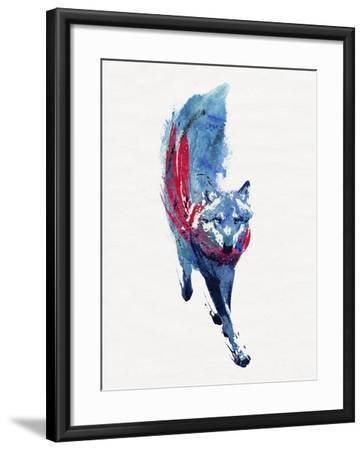 Lupus Lupus-Robert Farkas-Framed Giclee Print