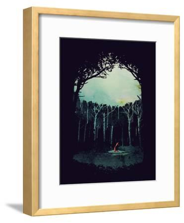 Deep in the Forest-Robert Farkas-Framed Giclee Print