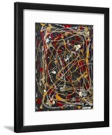 M.J.- Sona-Framed Giclee Print