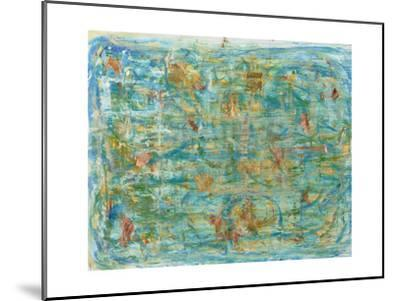 Antioch- Sona-Mounted Giclee Print