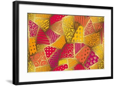 Abstract-Stessi-Framed Giclee Print