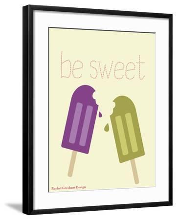Be Sweet-Rachel Gresham-Framed Giclee Print