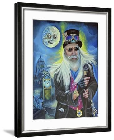 The Gate Keeper-Sue Clyne-Framed Giclee Print
