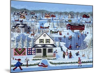 Winter Sampler-Sheila Lee-Mounted Giclee Print