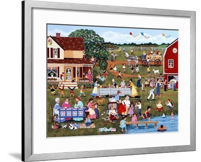Annual Family Reunion-Sheila Lee-Framed Giclee Print