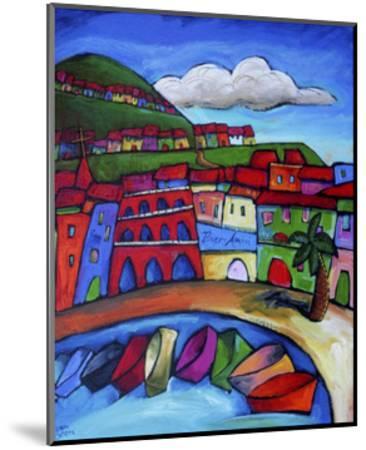 Sorrento, Italy-Sara Catena-Mounted Giclee Print