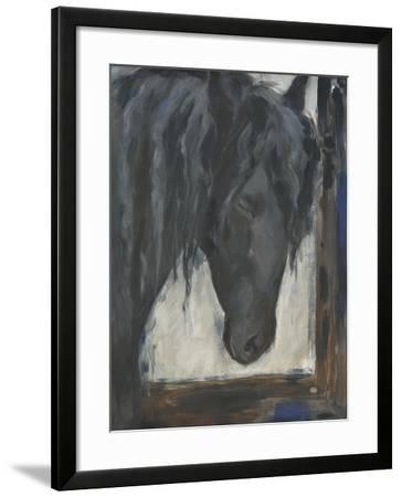Hilandero-Solveiga-Framed Giclee Print