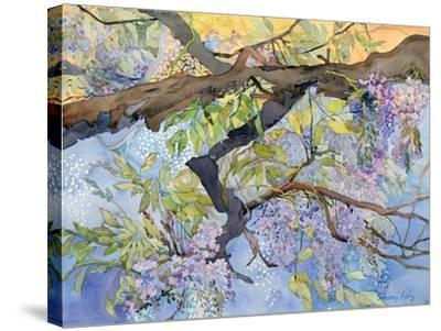 Wisteria, Van Vleck-Sharon Pitts-Stretched Canvas Print