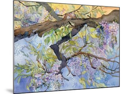 Wisteria, Van Vleck-Sharon Pitts-Mounted Giclee Print