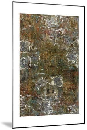 Autumn Twilight- Sona-Mounted Giclee Print