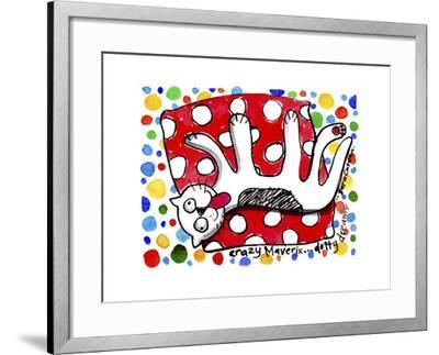 Crazy Maverix - Simple Life #1-Sara Catena-Framed Giclee Print