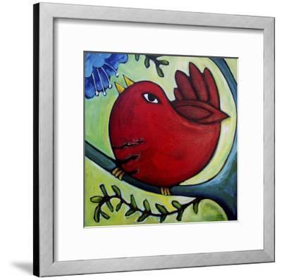 Monday Morning's Lovesong-Sara Catena-Framed Giclee Print