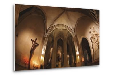 Church-Sebastien Lory-Metal Print