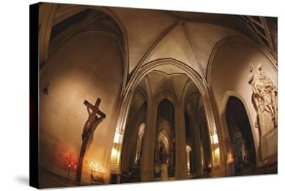 Church-Sebastien Lory-Stretched Canvas Print