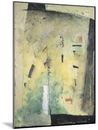 November Abstracted-Tim Nyberg-Mounted Giclee Print
