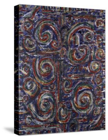 Drusilla- Sona-Stretched Canvas Print