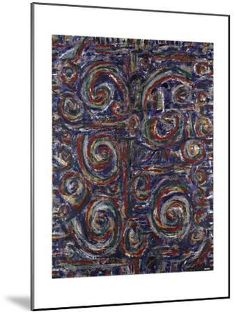 Drusilla- Sona-Mounted Giclee Print