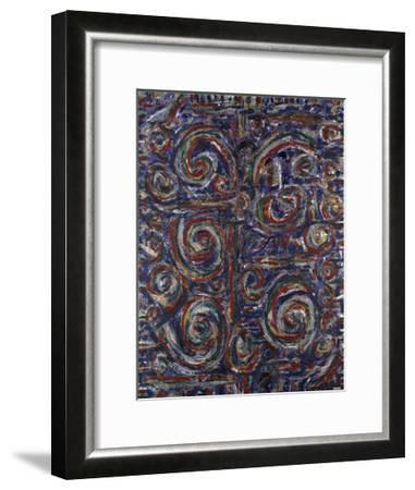 Drusilla- Sona-Framed Giclee Print