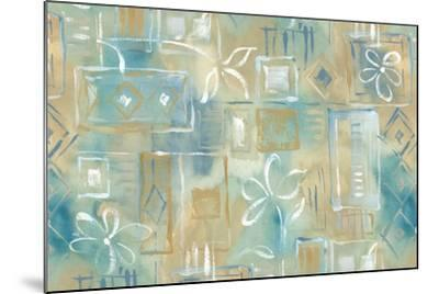 Abstract-Stessi-Mounted Giclee Print