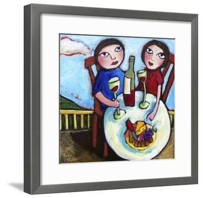 New Love-Sara Catena-Framed Giclee Print