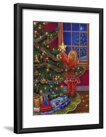 A Merry Little Christmas-Tricia Reilly-Matthews-Framed Giclee Print