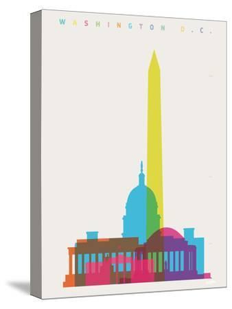 Washington DC-Yoni Alter-Stretched Canvas Print
