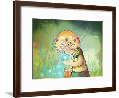 Seeds of Hope-Valarie Wade-Framed Giclee Print