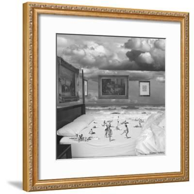 Wet Dreams-Thomas Barbey-Framed Giclee Print