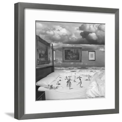 Wet Dreams-Thomas Barbey-Framed Giclee Print