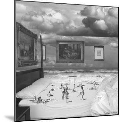 Wet Dreams-Thomas Barbey-Mounted Giclee Print