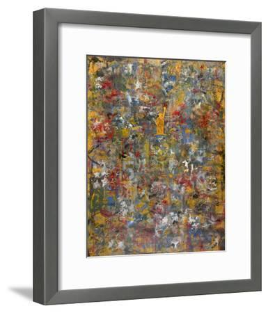 Liberty Blvd Series # 1- Sona-Framed Giclee Print