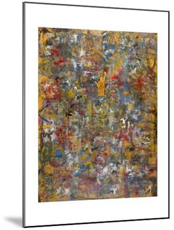 Liberty Blvd Series # 1- Sona-Mounted Giclee Print