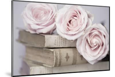 Vintage Roses-Symposium Design-Mounted Giclee Print