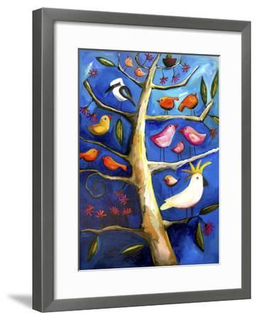 Family Tree #2-Sara Catena-Framed Giclee Print