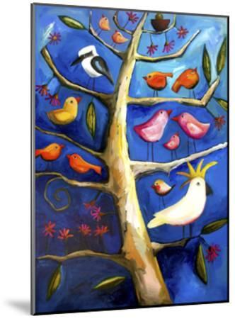 Family Tree #2-Sara Catena-Mounted Giclee Print