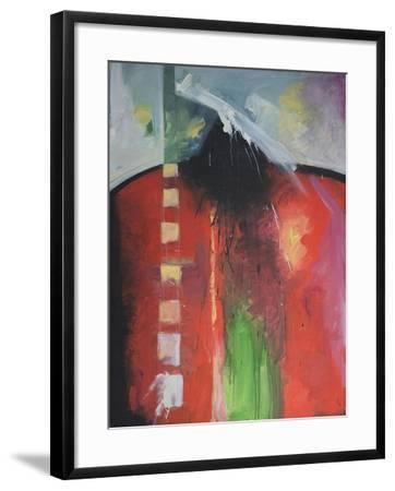 Steadman Encounter-Tim Nyberg-Framed Giclee Print