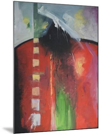 Steadman Encounter-Tim Nyberg-Mounted Giclee Print