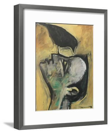 Close Encounter-Tim Nyberg-Framed Premium Giclee Print