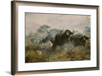 On the Move-Trevor V. Swanson-Framed Giclee Print