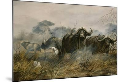 On the Move-Trevor V. Swanson-Mounted Giclee Print