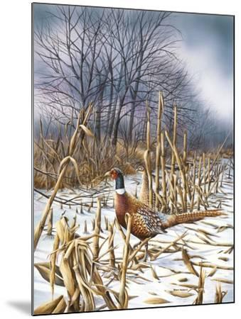 Northern Light-Wanda Mumm-Mounted Giclee Print