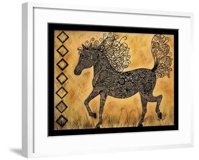 Horse-Tina Nichols-Framed Giclee Print