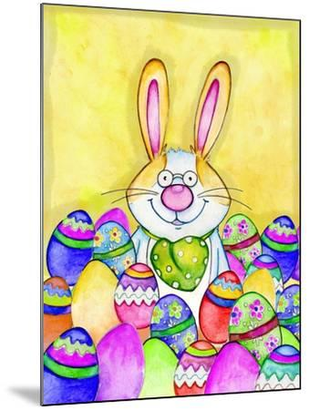 Easter Bunny-Valarie Wade-Mounted Giclee Print