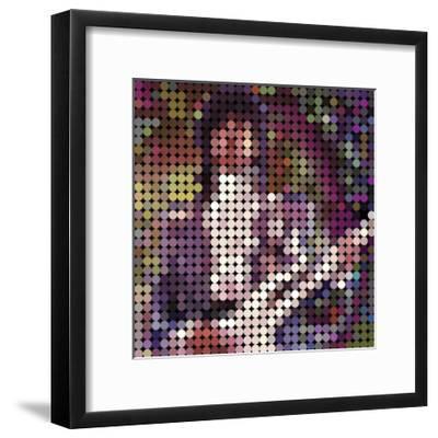 Prince-Yoni Alter-Framed Premium Giclee Print