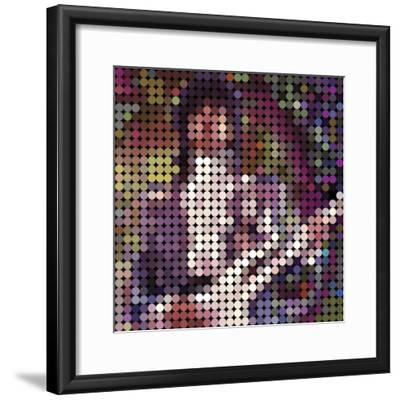 Prince-Yoni Alter-Framed Giclee Print