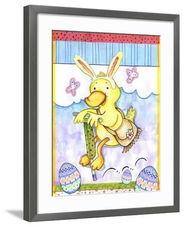 Bunny Hop-Valarie Wade-Framed Giclee Print