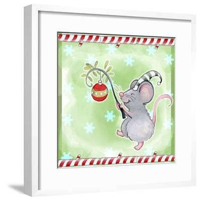 Let's Decorate-Valarie Wade-Framed Premium Giclee Print
