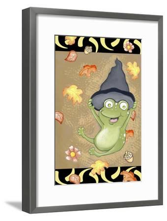 Falling for Fall-Valarie Wade-Framed Premium Giclee Print