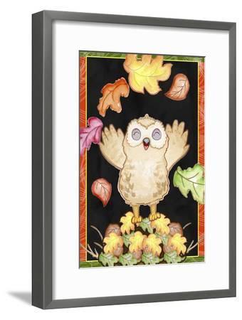 Leaf Pile-Valarie Wade-Framed Premium Giclee Print